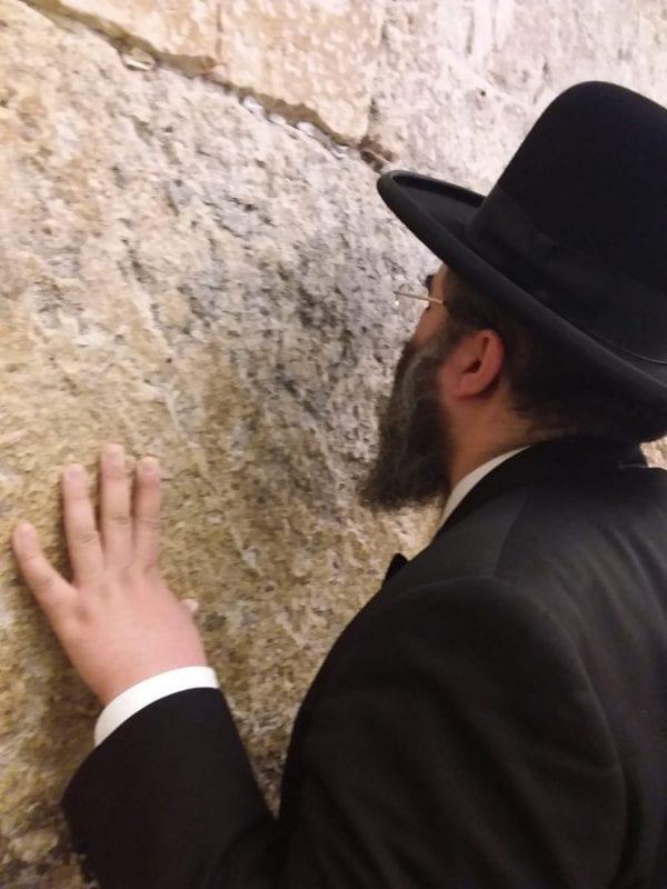 """מורנו ראש הכולל הרה""""ג אליהו רבי שליט""""א"""